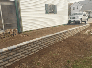 How To Build A Retaining Wall Step By Step Guide
