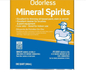 What Is Mineral Spirits?