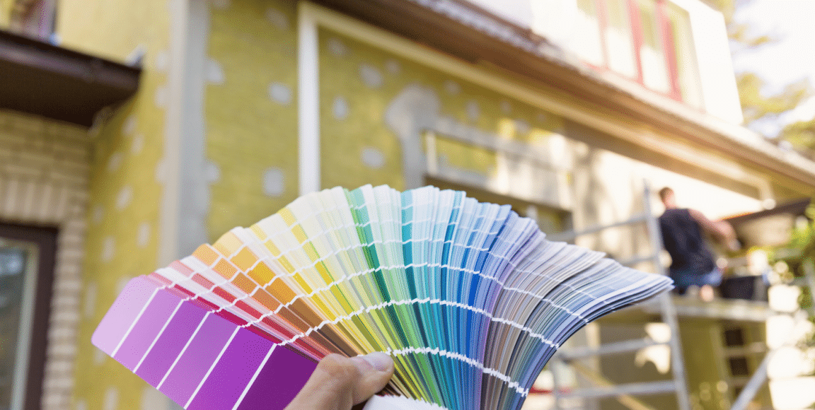 5 Things To Consider When Choosing Exterior House Paint