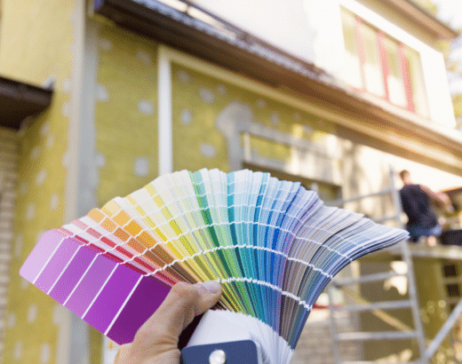 5 Important Things to Consider When Choosing the Best Exterior House Paint