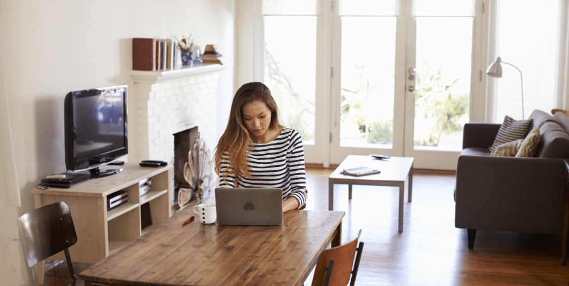 Remote Working 101: How to Stay Sane When Working from Home