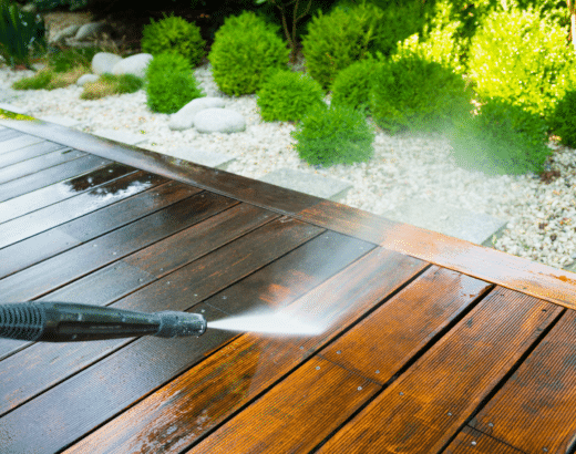 How to Pressure Wash a Deck: A Simple Guide