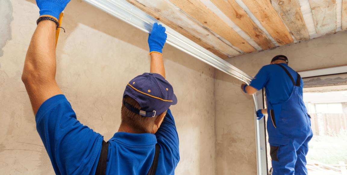 4 DIY Garage Door Repair and Maintenance Hacks