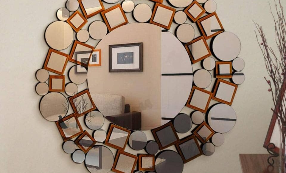 6 Decorative Mirror Designs for Bathroom That Will Keep You Staring at Your Reflection