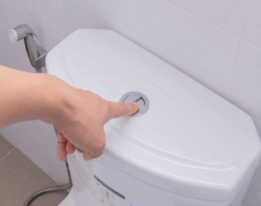 5 Steps To Fix The Running Toilet Flush Button
