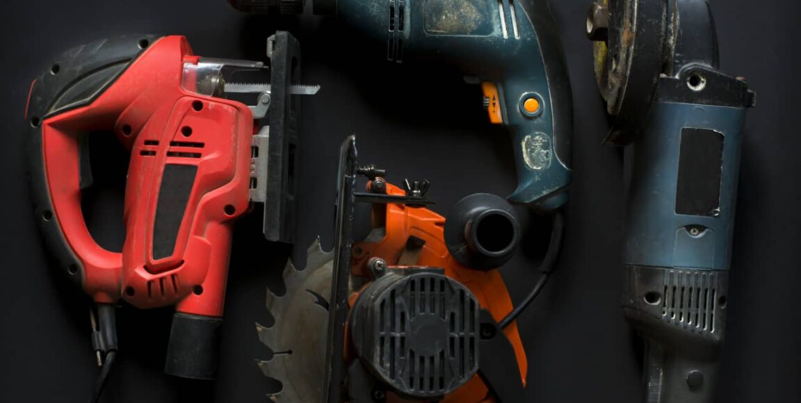 14 Essential Power Tools Every Homeowner Should Own