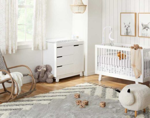 Here Are The Surefire Ways To Designing A Stunning Nursery For Your Baby