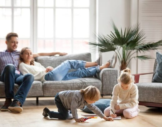 The Comfort Corner: A Year-Round Guide to Making Your Home More Liveable