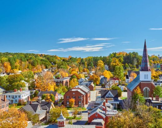 6 Best Places to Sell Property in Vermont